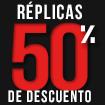 Réplicas al 50% - Rebel Replicas