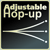 Hop-Up ajustable