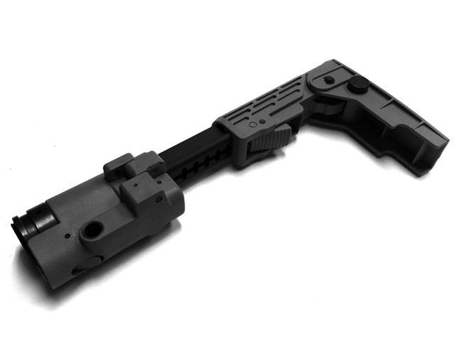 Image result for Ares M4 /SR16/SR25 Series Retractable Folding Buttstock