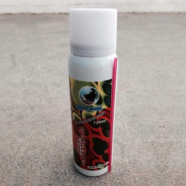 Spray de silicona 120ml - Rebel Replicas