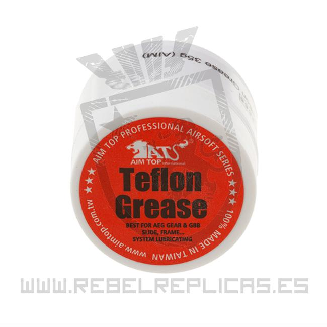 Grasa de teflón 35g - Rebel Replicas