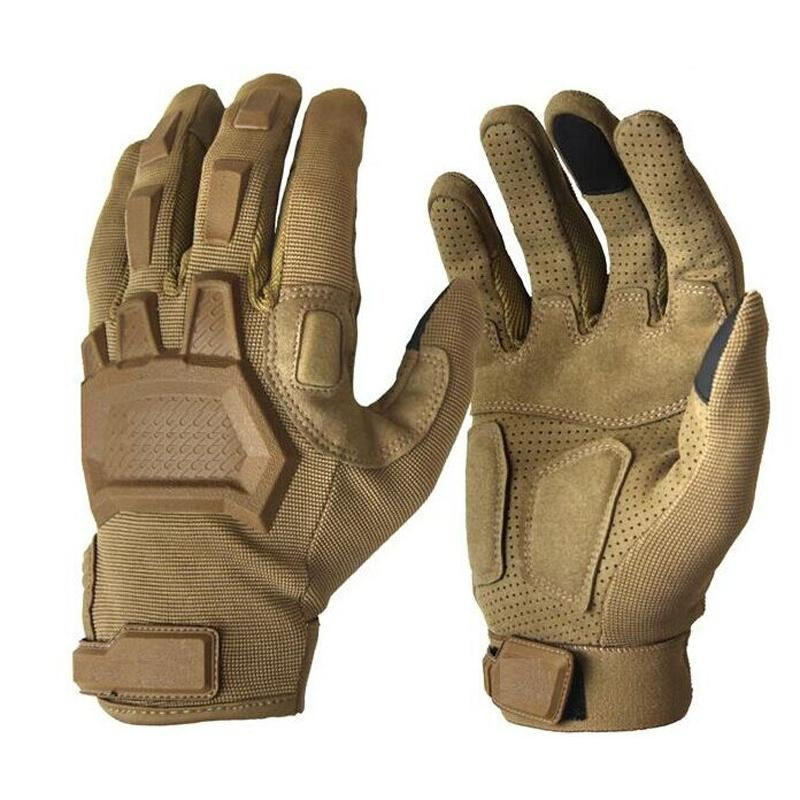 Guantes tácticos - Tan - Talla XL - Rebel Replicas