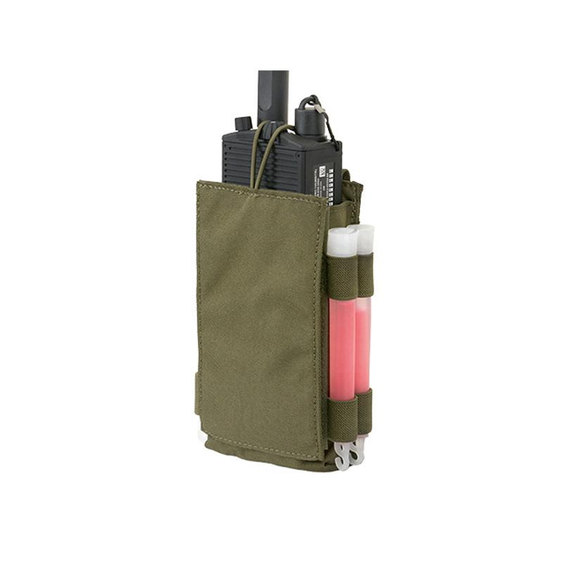 Pouch porta radio MBITR - Verde OD - 8Fields The Time Seller