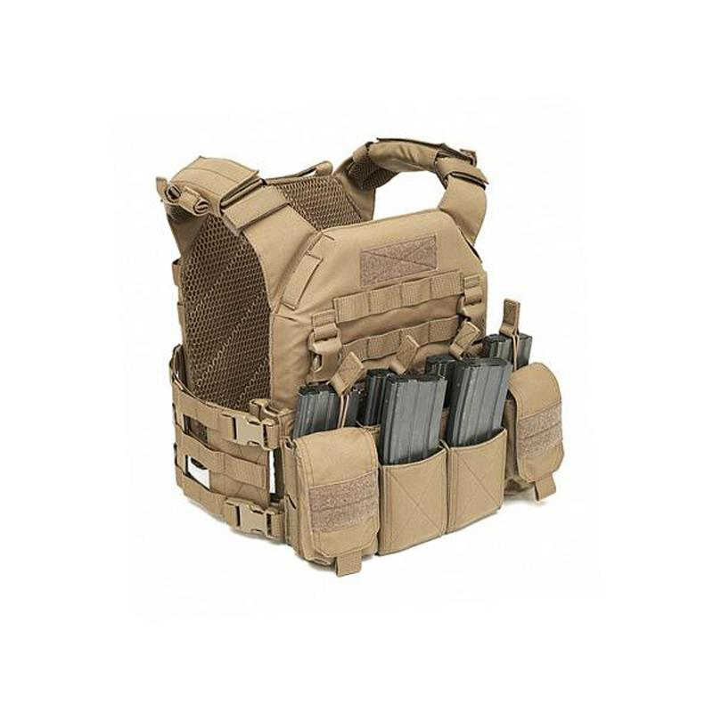 Combo Recon Plate Carrier MK1 + Pathfinder - Talla M - Coyote/Tan The Time Seller