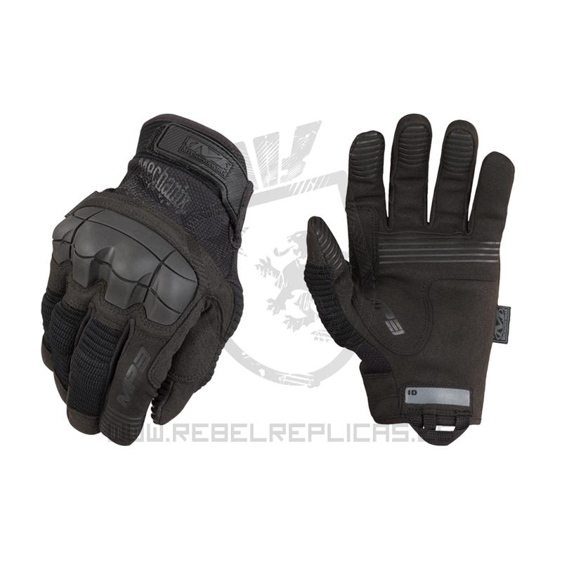 Guantes The Original M-Pact 3 Gen II - Covert - Talla L - Mechanix - Rebel Replicas
