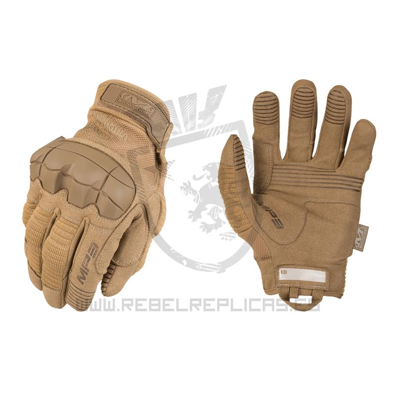 Guantes The Original M-Pact 3 Gen II - Coyote - Talla S - Mechanix - Rebel Replicas