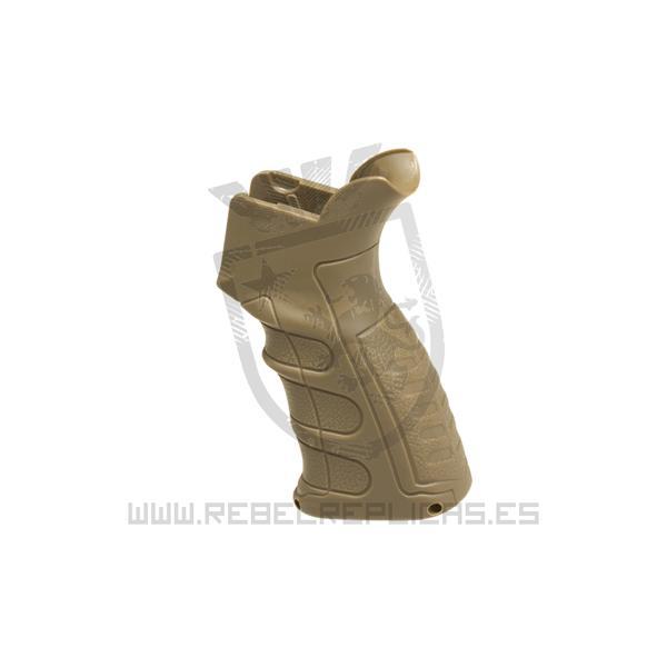 Pistolete Slim tipo G16 - Dark Earth - Rebel Replicas