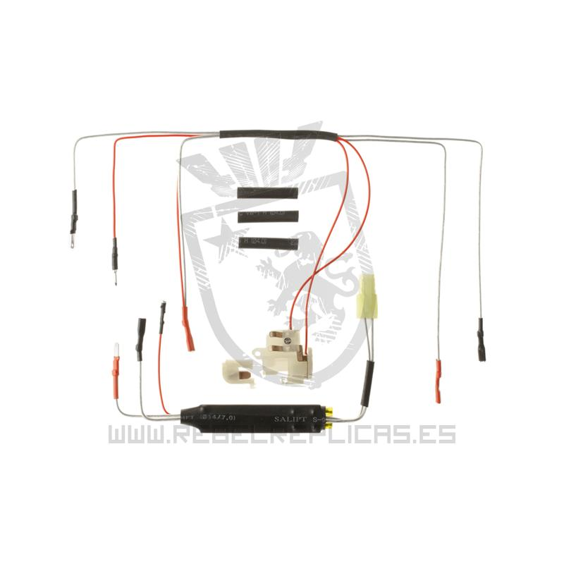 Sale of Mosfet Switch Kit rear wiring V2 - Union Fire