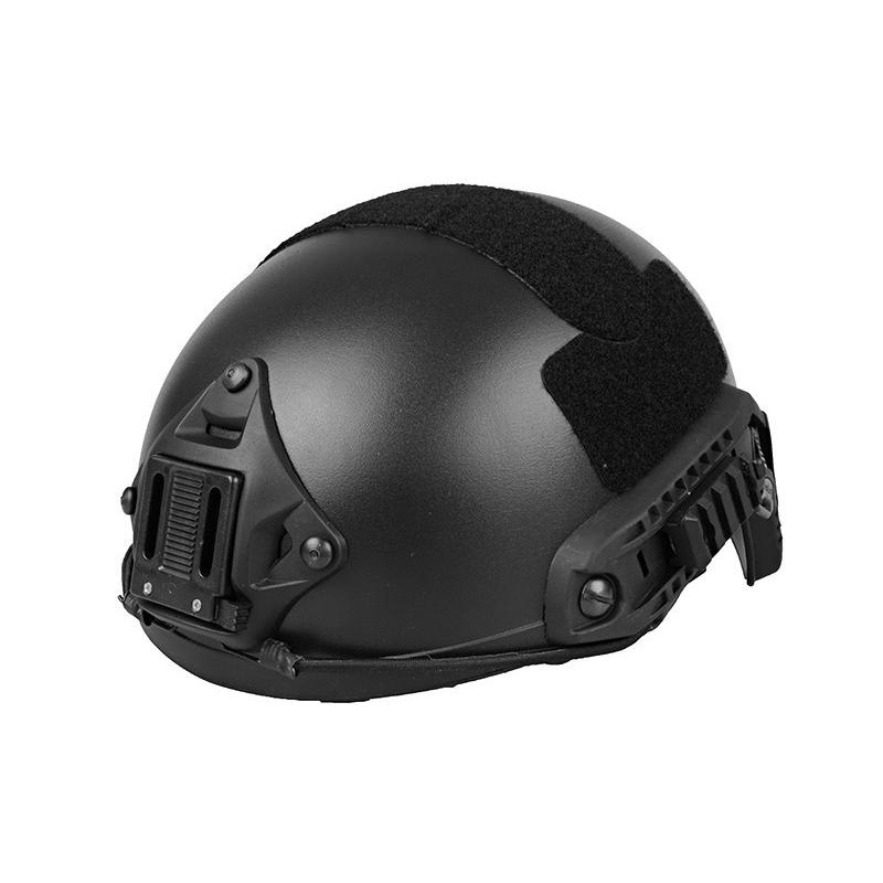 Casco FMA MH - Negro - Rebel Replicas