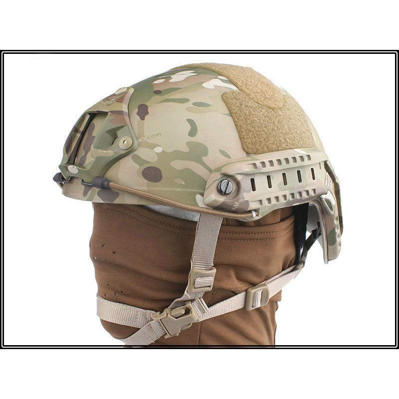 Casco FAST MH - Multicam - EMERSON - Rebel Replicas