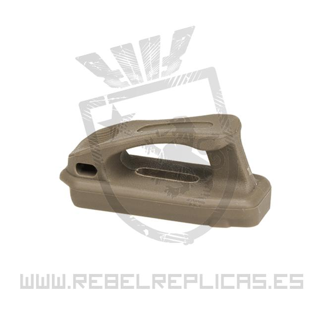 Asa de extracción rápida/Mag pull para cargadores M4 Element - Tan - Rebel Replicas