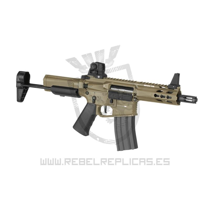 Trident Mk2 PDW FDE - Dark Earth - Krytac - Rebel Replicas