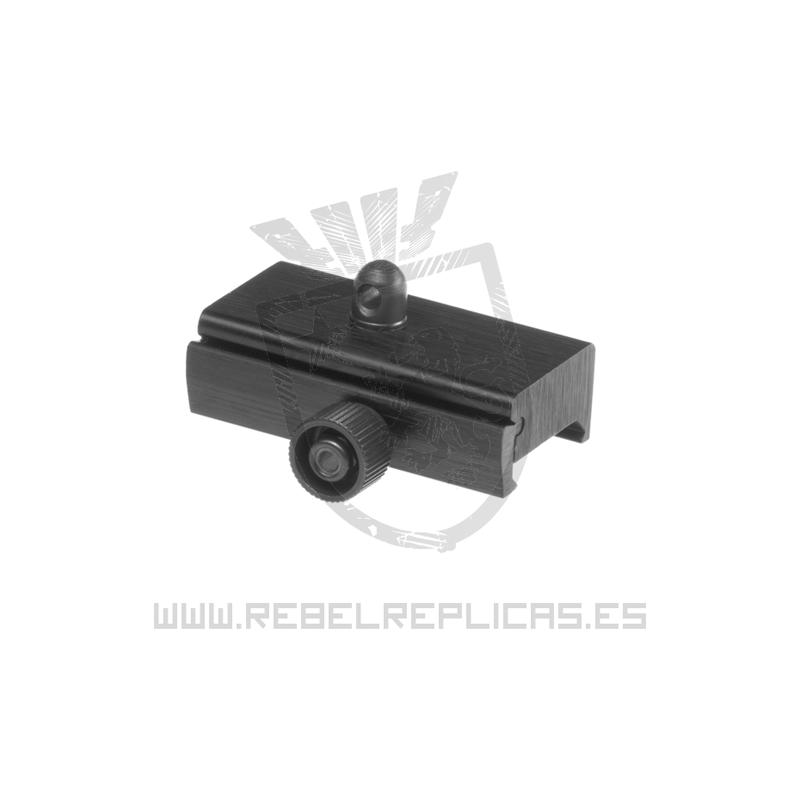 Adaptador de Rail para Bipode Sportster - Blackhawk! - Rebel Replicas