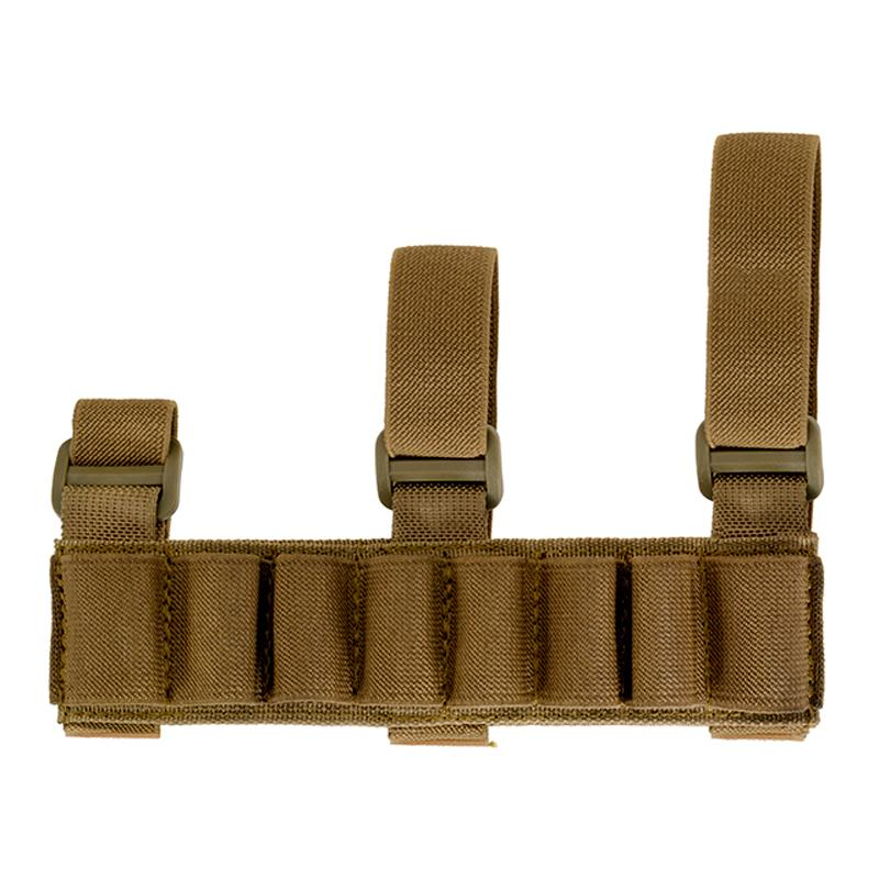 Porta cartuchos para brazo - Coyote - 8FIELDS - Rebel Replicas