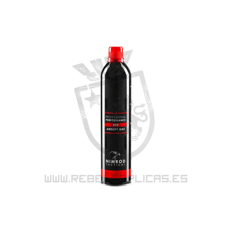 Professional Performance Red Gas - 500ml - Nimrod - Rebel Replicas