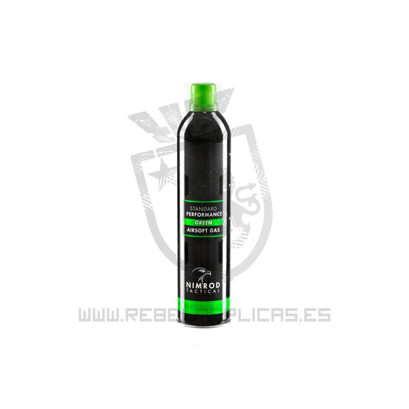 Standard Performance Green Gas - 500 ml - Nimrod The Time Seller