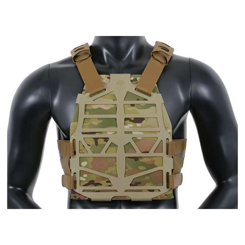Frame Plate Carrier - Multicam - Emerson - Rebel Replicas