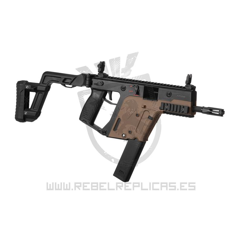 Kriss Vector Licencia Kriss USA - Bicolor - Krytac - Rebel Replicas