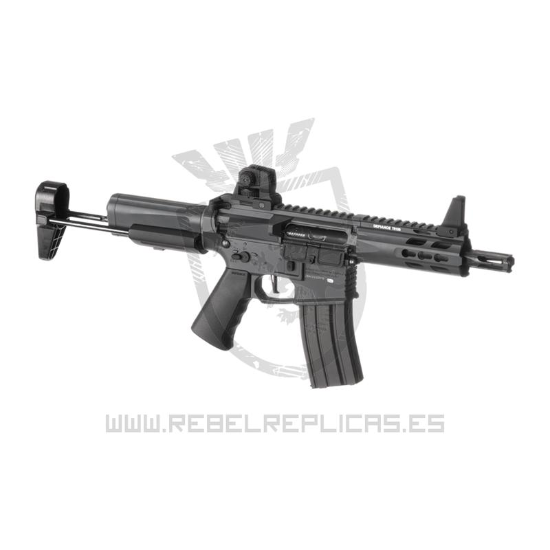 Trident Mk2 PDW - Grey - Krytac - Rebel Replicas