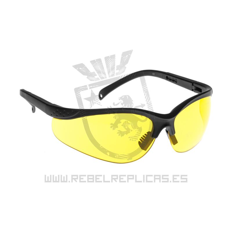 Gafas de tiro - Amarillo - Invader Gear - Rebel Replicas
