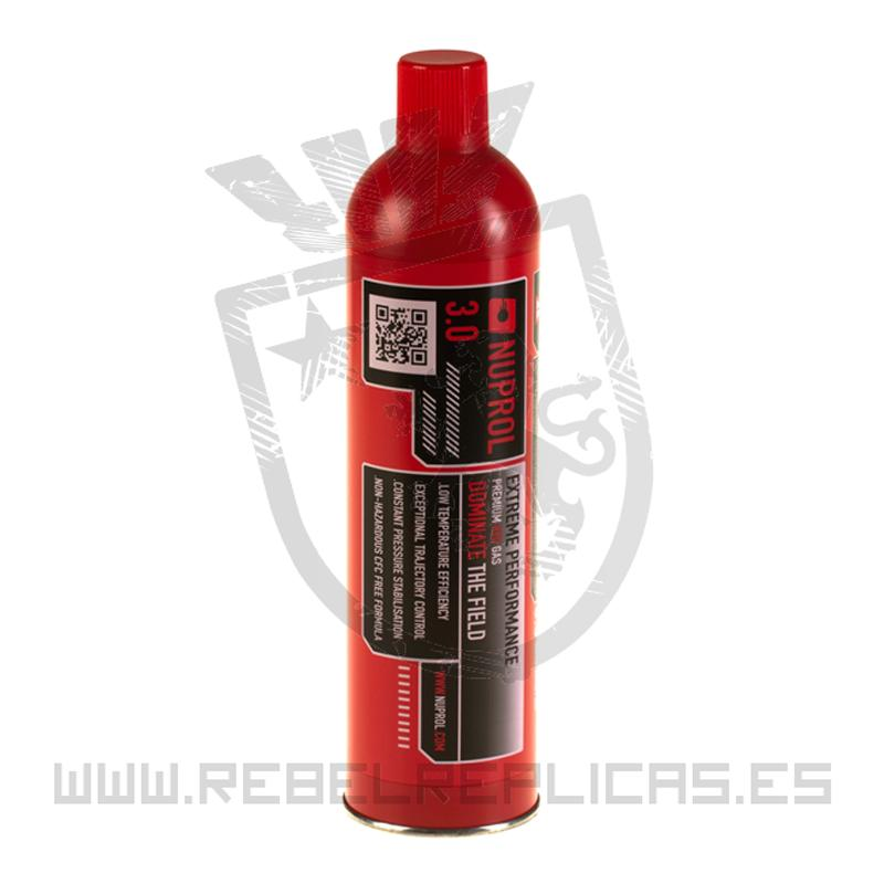 Gas NP 3.0 Premium - 600ml - Nuprol The Time Seller