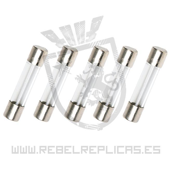 Pack de 5 fusibles de 30A - Rebel Replicas