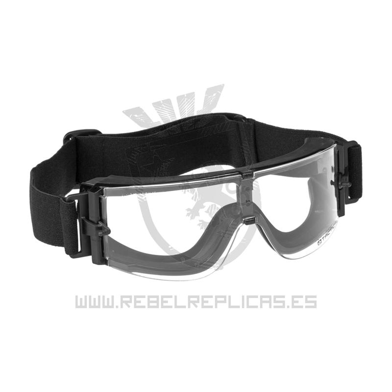Gafas Bollé Tactical X800 Ver. III - Negro - Rebel Replicas