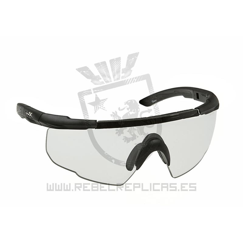 Gafas SABER ADVANCED - Transparente - Wiley X - Rebel Replicas