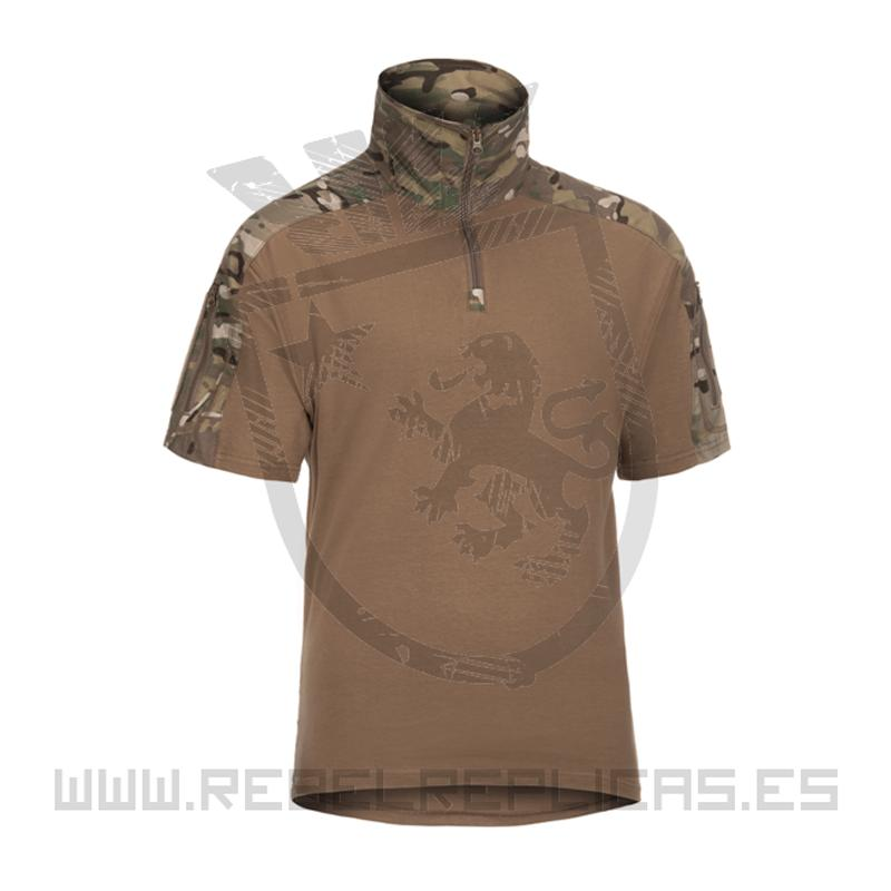Camiseta COMBAT - ATP/Multicamo - Talla S - Invader Gear - Rebel Replicas