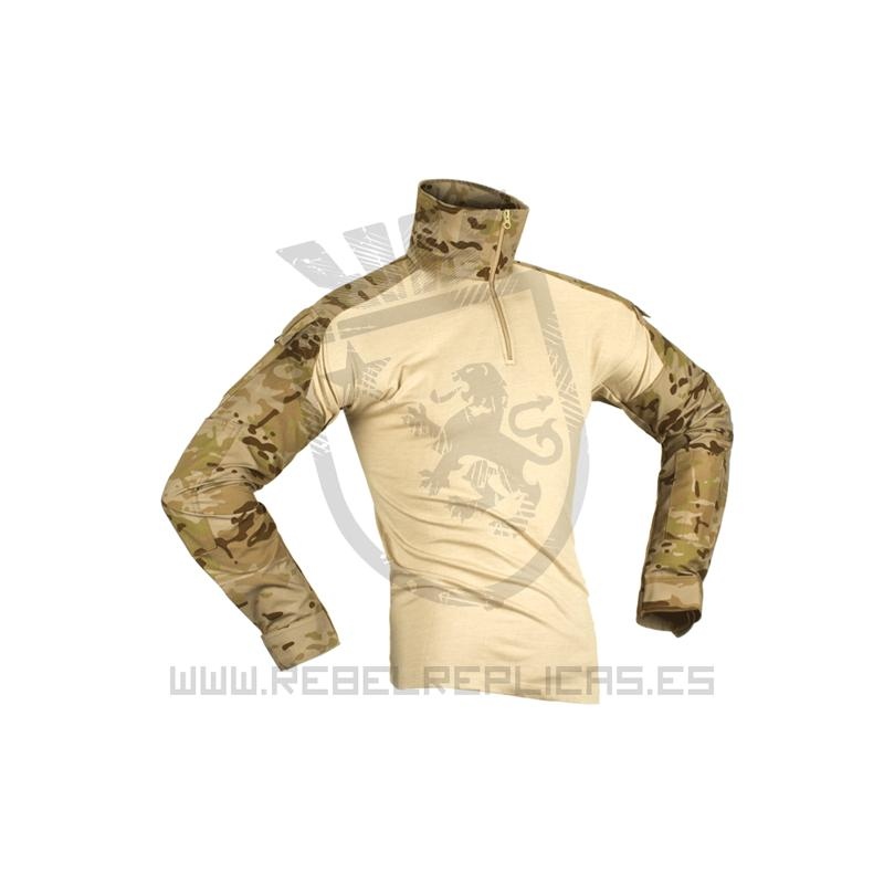 Guerrera Combat - ATP/Multicamo Arid - Talla XL - Invader Gear - Rebel Replicas
