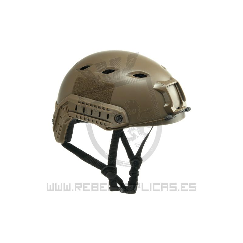 Casco FAST BJ Eco Version - Tan - EMERSON - Rebel Replicas