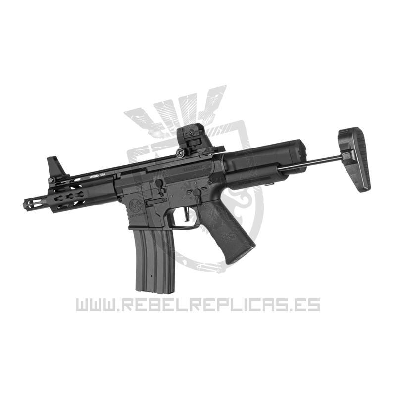 Trident Mk2 PDW - Negro - Krytac - Rebel Replicas