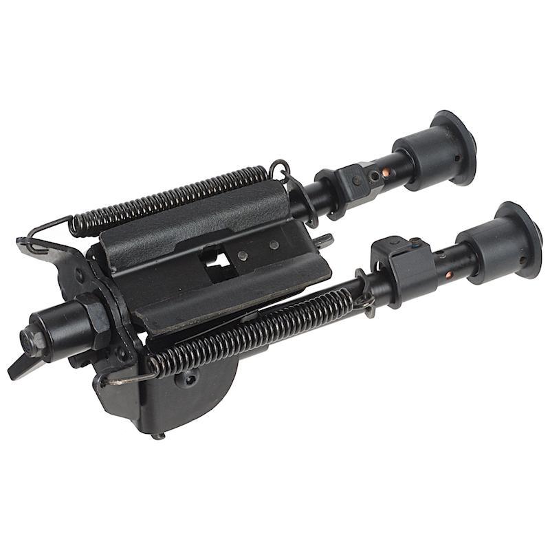 Bípode de francotirador estilo Striker - Negro - ARES - Rebel Replicas