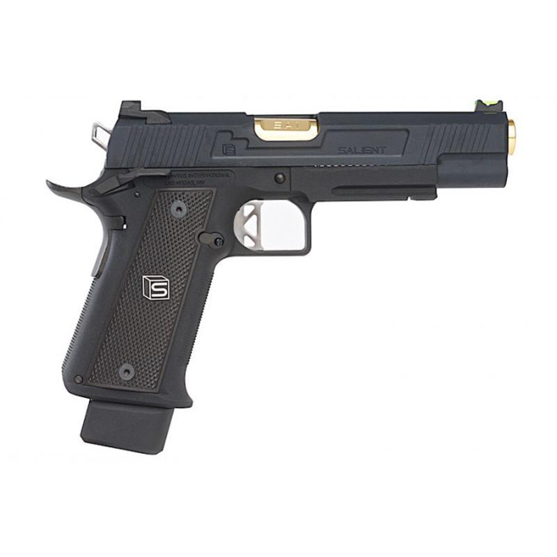 Pistola SAI 5.1 GBB - Negro - EMG - Rebel Replicas