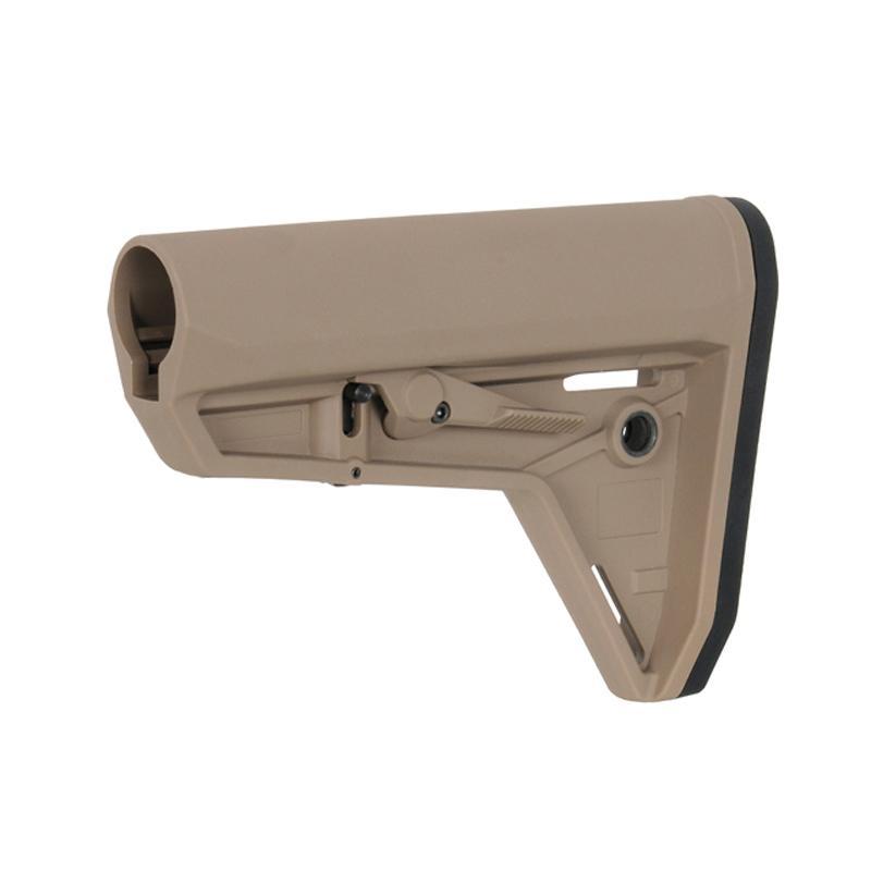 Culata Slim para AR-15/M4 - Dark Earth - Castellan - Rebel Replicas