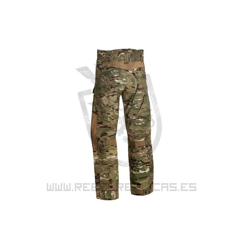 Pantalón de combate PREDATOR - ATP/Multicamo - Talla S - Invader Gear - Rebel Replicas