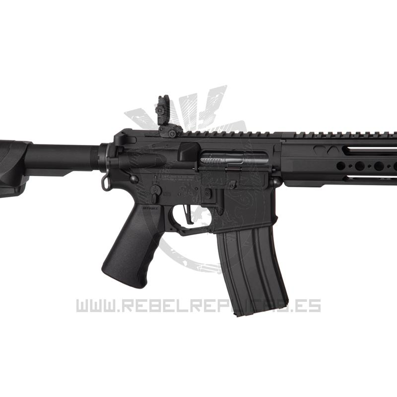 War Sport GPR-CC - Negro - Krytac - Rebel Replicas
