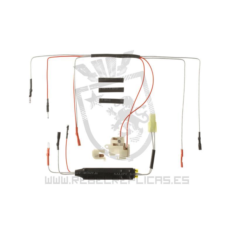 MOSFET con cableado trasero V2 - Union Fire - Rebel Replicas