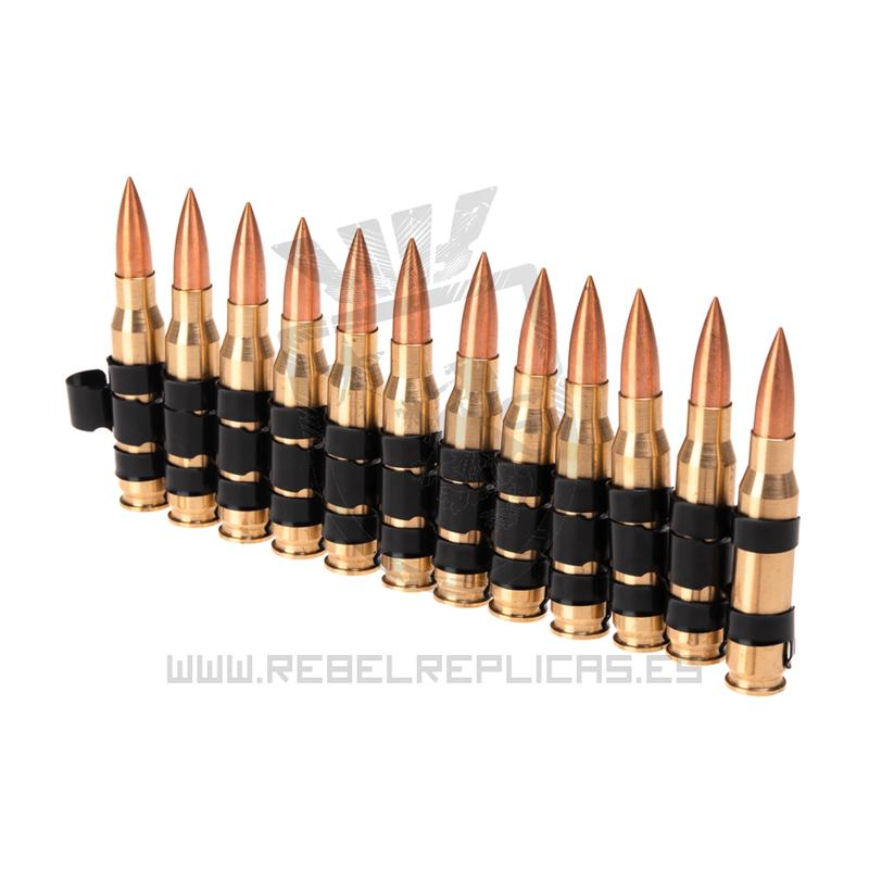 Cinta Dummy con balas 7.62mm - Classic Army - Rebel Replicas