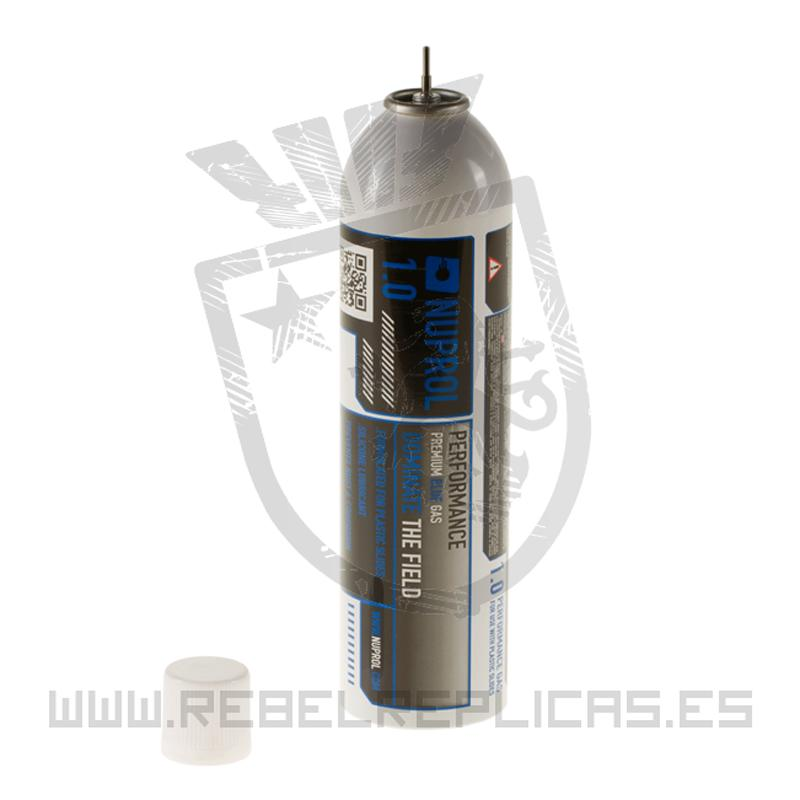 Gas NP 1.0 Performance - 600ml - Nuprol - Rebel Replicas