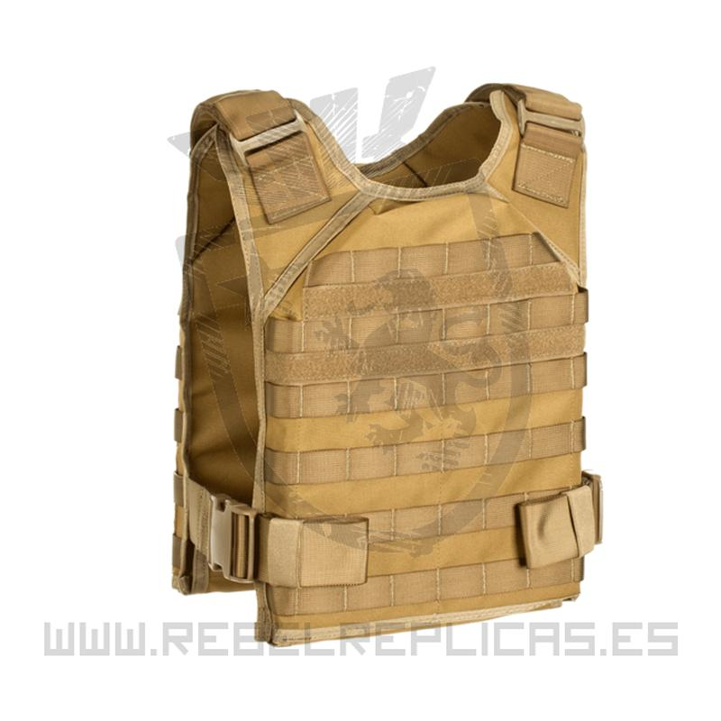 Chaleco Armor Carrier - Coyote - Invader Gear - Rebel Replicas
