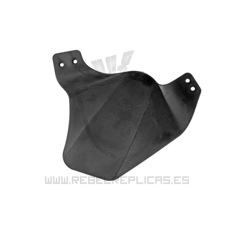 Cobertura lateral para raíl de casco FAST - Negro - FMA - Rebel Replicas