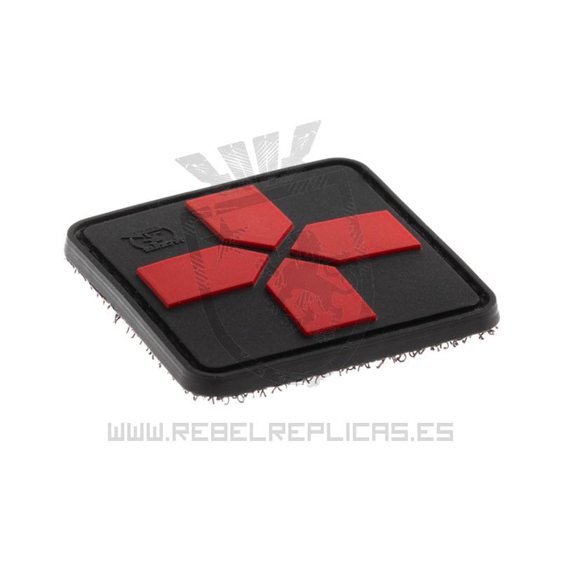 Parche médico RED CROSS - Blackmedic - JTG - Rebel Replicas