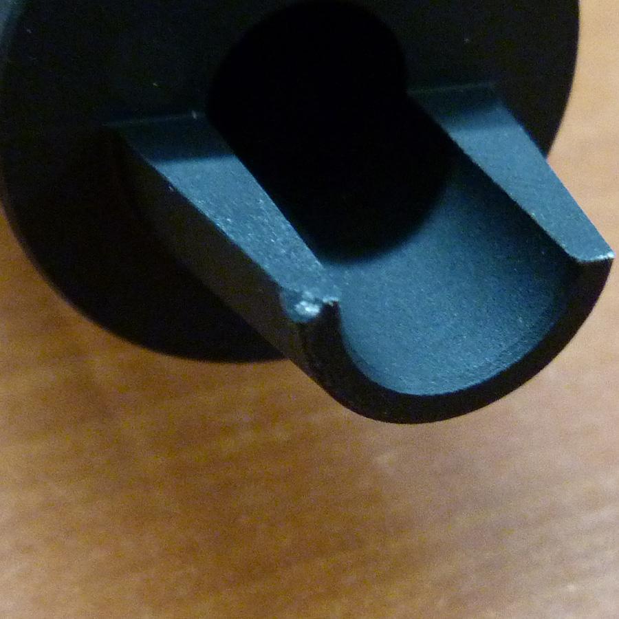 EXPOSICIÓN - Silenciador tipo PBS-4 para AK - Rebel Replicas