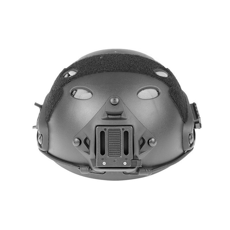 Casco FMA PJ - Negro - Rebel Replicas