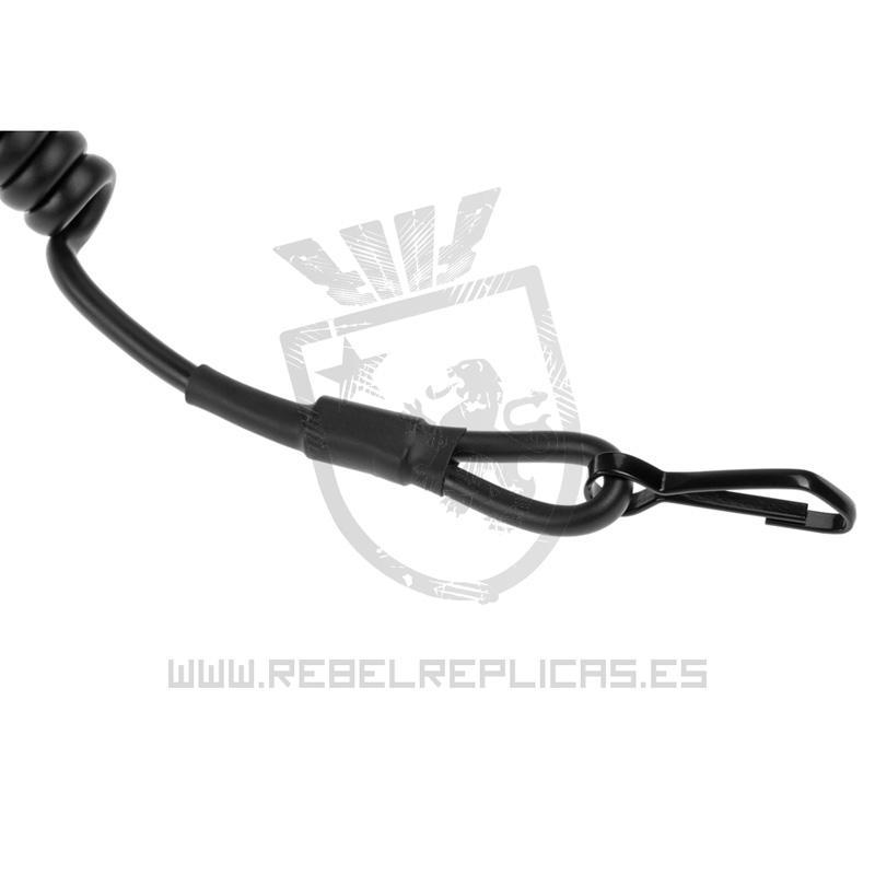 Fiador/Lanyard para pistola - Negro - Cytac - Rebel Replicas