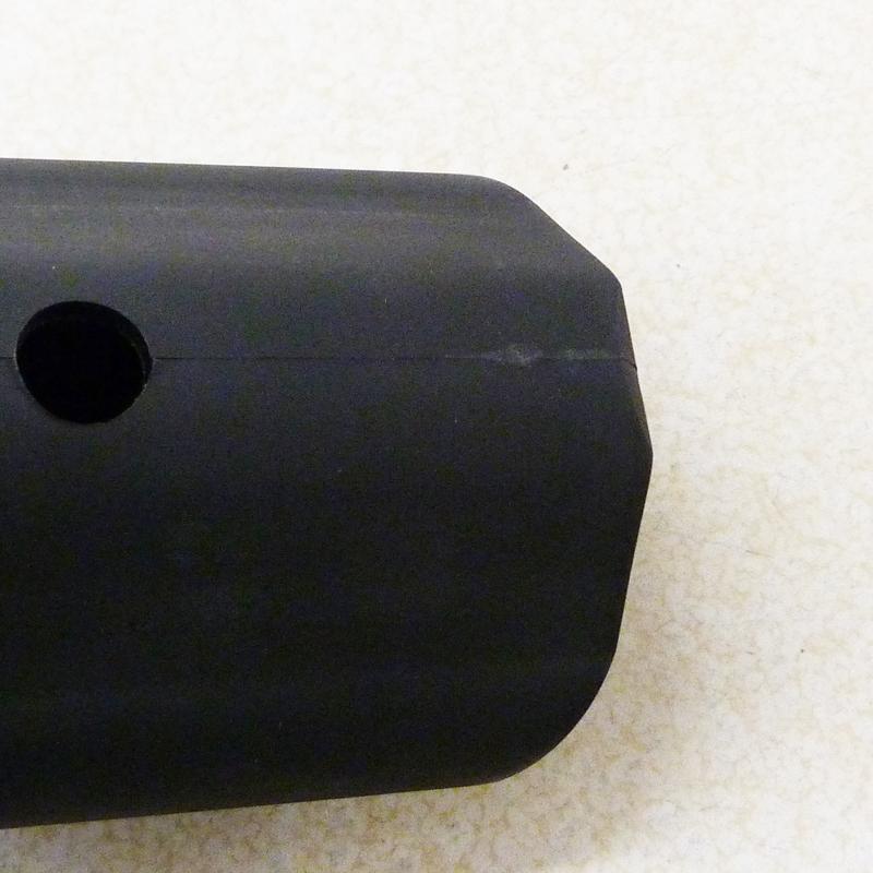 DEFECTUOSO - Culata táctica tipo Crane - Negro - Rebel Replicas