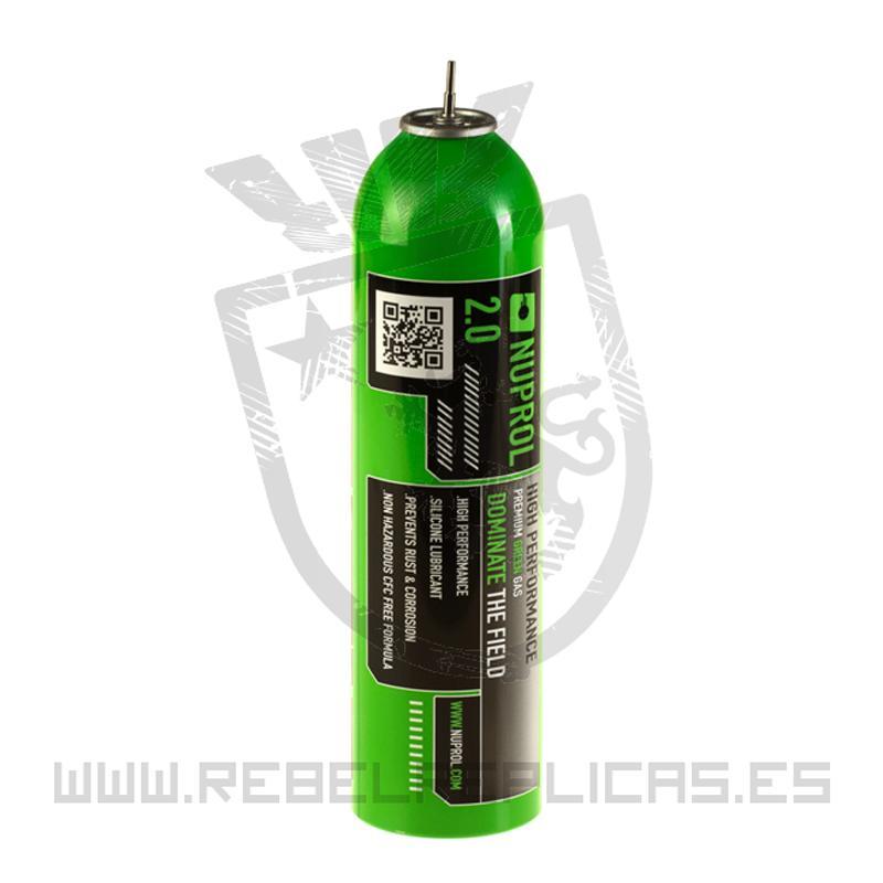Gas NP 2.0 Premium - 600ml - Nuprol - Rebel Replicas