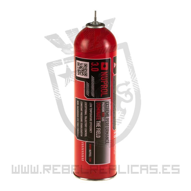Gas NP 3.0 Premium - 600ml - Nuprol - Rebel Replicas