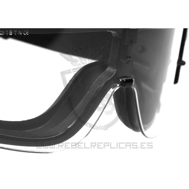 Gafas Bollé Tactical X800 Ver. III - Negro - Rebel Replicas